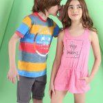 Soft Red ropa infantil catalogo Primavera verano 2019