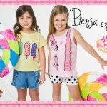 short para niñas Piensa en Mi primavera verano 2019