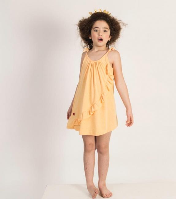 solero de jersey de algodon niña Zuppa verano 2019