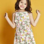 Nucleo vestidos y blusas para nenas verano 2019