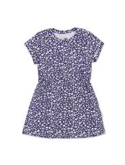 vestido azul y blanco niña Cheeky primavera verano 2019