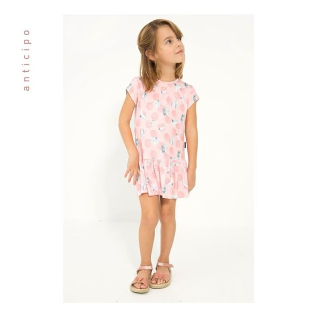 vestido para el dia de niñas mimo co verano 2019