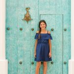 vestido para niñas Mimo Co Junior verano 2019