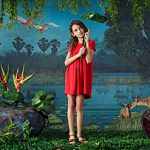vestido rojo mangas cortas niña Paula Cahen D Anvers Niños verano 2019