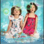 vestidos estampados para niñas Zuppa verano 2019