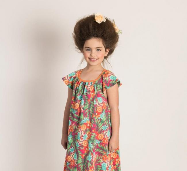 vestidos para el dia de niña Zuppa verano 2019