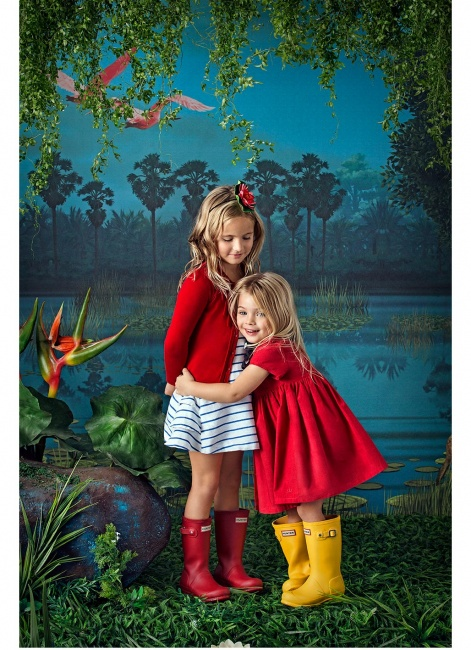 vestidos para nenas Paula Cahen D Anvers Niños verano 2019