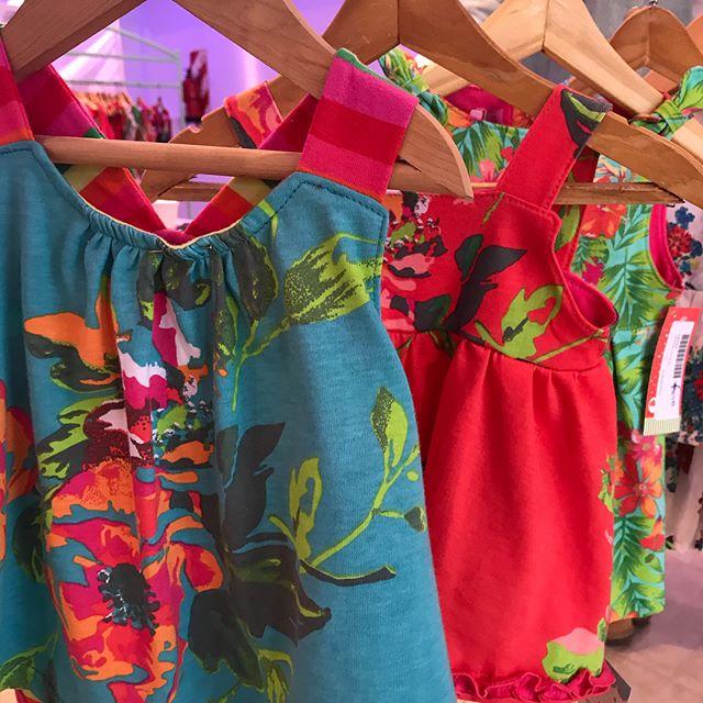 vestidos soleros estampa colorida niña Zuppa verano 2019