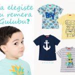 Gulubu remeras y bodys para bebes verano 2019