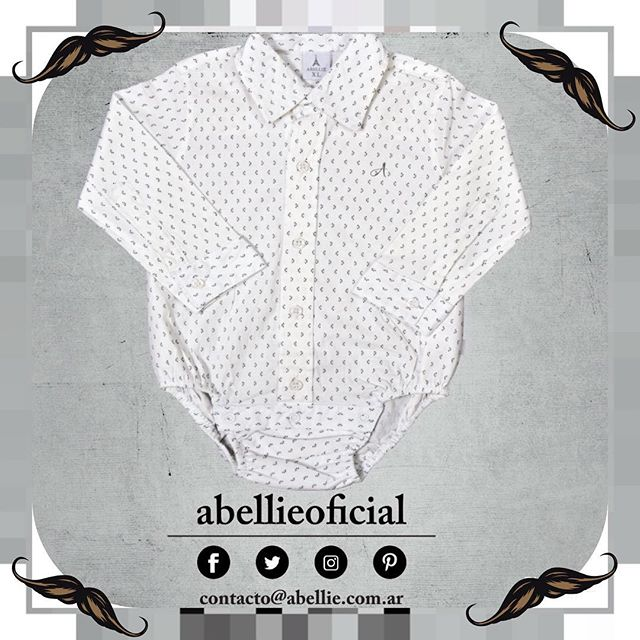 boby camisa bebes Abellie verano 2019