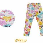 calza con brillos para niñas Gretty primavera verano 2019