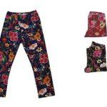 calzas floreadas para niñas Gretty verano 2019