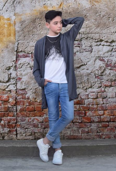 jeans para chicos Abellie verano 2019