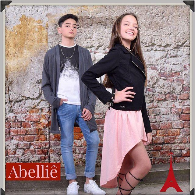 look cancheros para chicos Abellie verano 2019