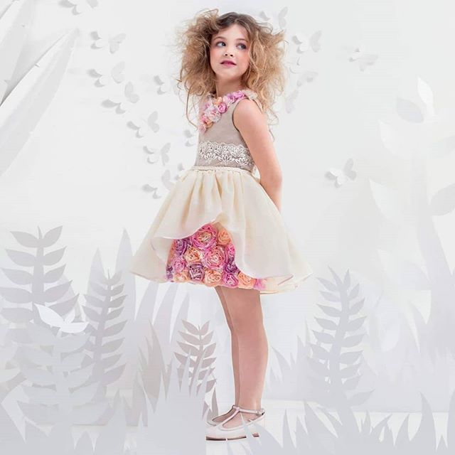 Vestidos de ninas para fiestas infantiles