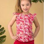 Gretty – Remeras y calzas para niñas primavera verano 2019