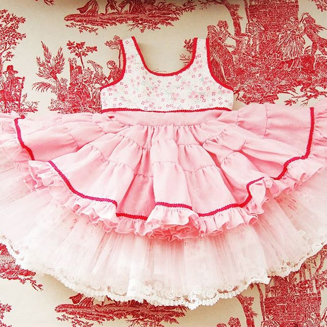 originales y exclusivos vestidos de fiestas para niñas Girls Boutique verano 2019