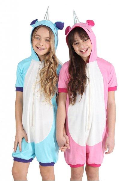 pijama niñas unicornios urbanito verano 2019