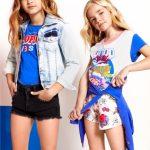 Kosiuko Kids moda para niñas primavera verano 2019