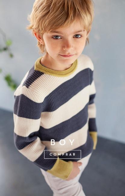 sweater niños pioppa primavera verano 2019