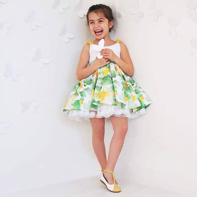 8b7246e9ff vestido de fiesta falda plisada con bajo falda de tul Girls Boutique verano  2019