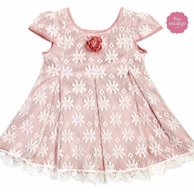 vestido para fiesta de niñas Girls Boutique verano 2019