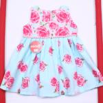vestidos de fiestas para bebas Solcito primavera verano 2019