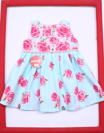 224f127ca vestidos de fiestas para bebas Solcito primavera verano 2019