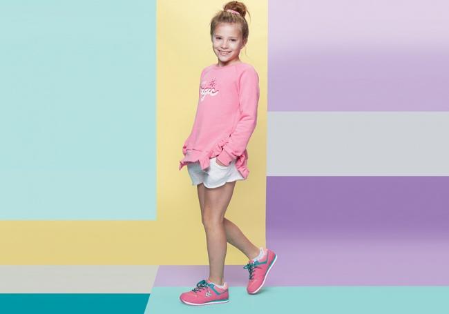 zapatillas deportivas niña Atomik verano 2019