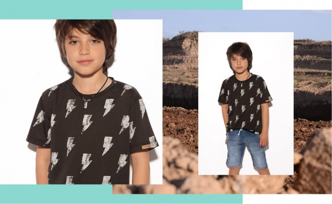 bermuda jeans niños advanced verano 2019