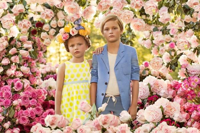 look formales para niños little akiabara verano 2019