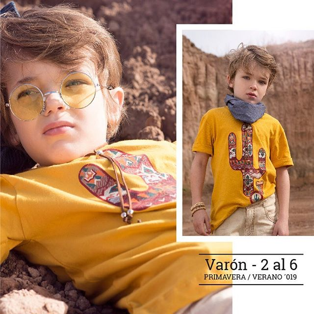 remera captus niño advanced verano 2019