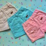 short jeans colores niña advanced verano 2019