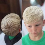 corte clasico largo medio cortes de pelo para niños verano 2019