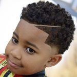 corte lineas marcada modernos cortes de pelo para niños verano 2019