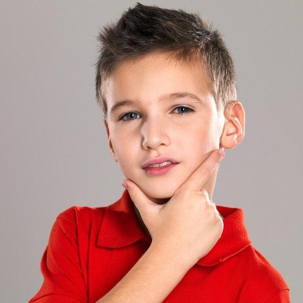 corte y peinado corto cortes de pelo para niños verano 2019