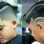 cortes modernos y originales cortes de pelo para niños verano 2019