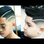 ideas de cortes de pelos modernos cortes de pelo para niños verano 2019