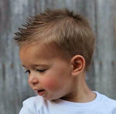 Peinados de bebes con pelo corto