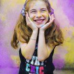 Remeras y shores para nenas Emmo primavera verano 2019