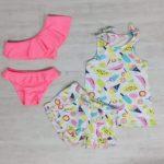 Crayon mallas y bikinis para bebas verano 2019