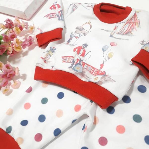 conjuntos de algodon liviano para bebes Dicen mis sueños verano 2019