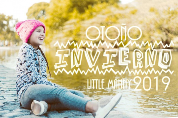 Little Many calza abrigada para nena invierno 2019