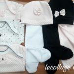 Ajuares para bebes Lecollage otoño invierno 2019