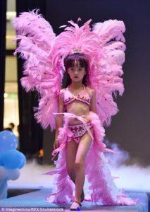 disfraz niña para comparsa carnaval
