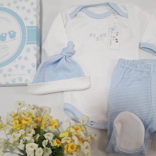 556c71145 ajuar regalo para bebe Dicen mis sueños otoño invierno 2019 – Minilook