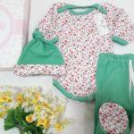 ajuares de diseño para bebes Dicen mis sueños otoño invierno 2019