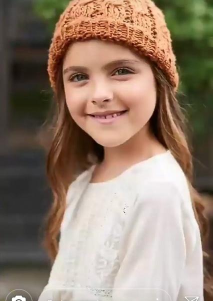 blusa blanca mangas largas niña Anavana otoño invierno 2019