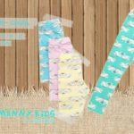 calzas para niñas cisnes Little manny otoño invierno 2019