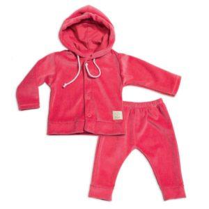 conjunto de plush para bebes Pilim otoño invierno 2019